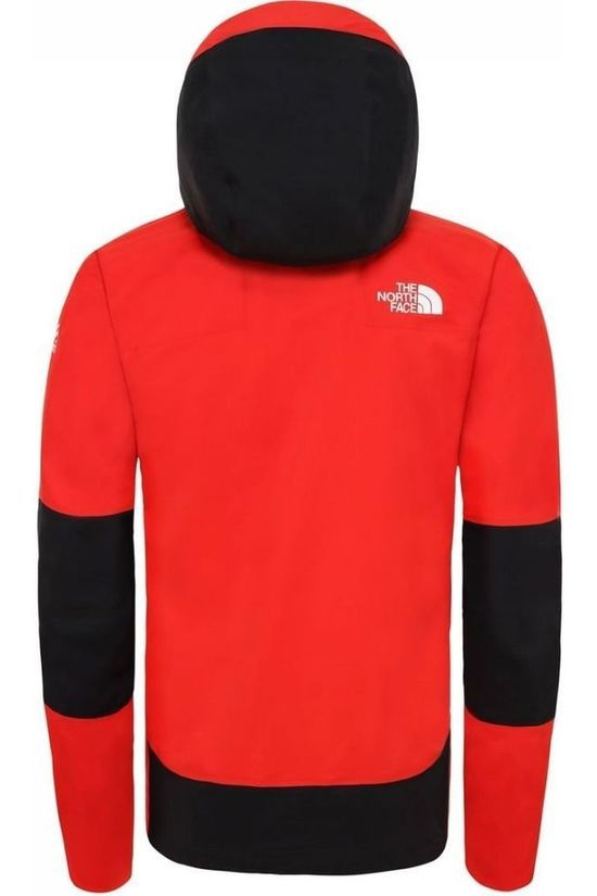 The North Face Jas Summit L5 Futurelight Rood/Zwart