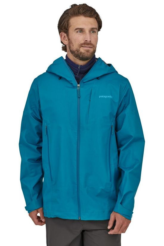 Patagonia Jas Ascensionist Middenblauw