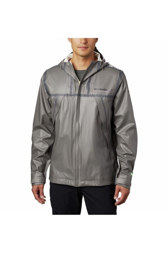 Columbia Coat Outdry Ex Eco II Tech mid grey