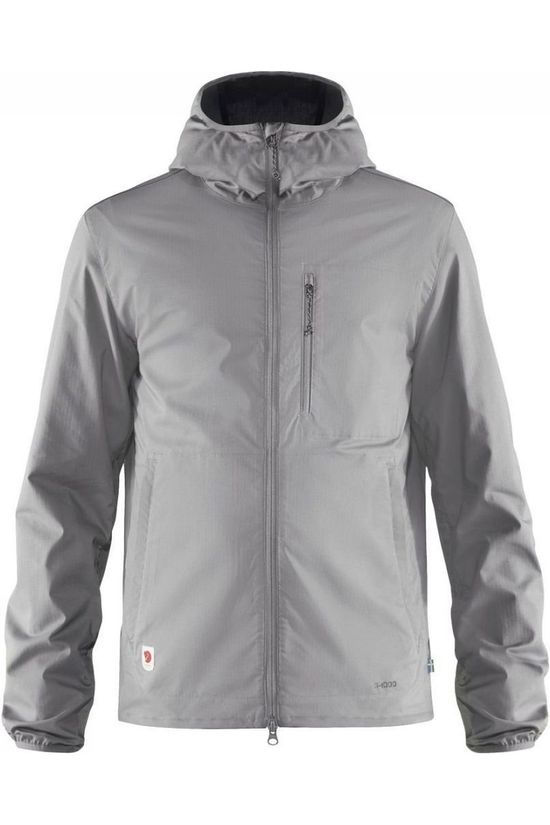 Fjällräven Coat High Coast Shade mid grey