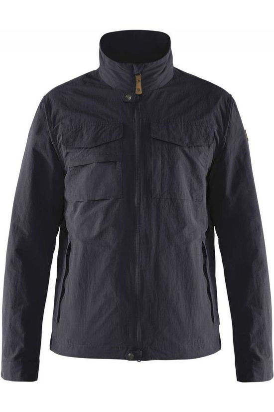 Fjällräven Jacket Travellers MT Navy Blue