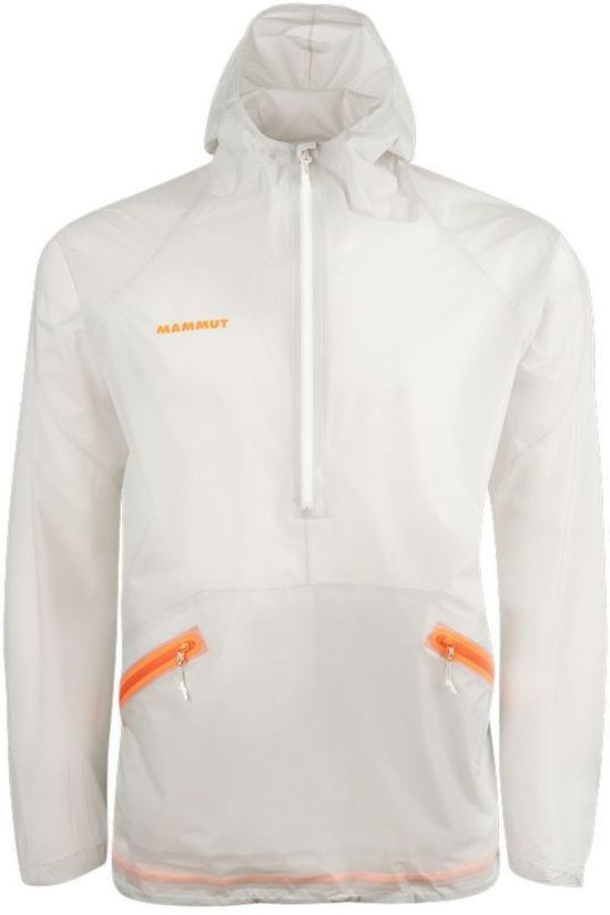Mammut Waterproof Jacket Skytree Hs Half Zip white