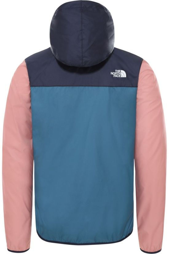 The North Face Windstopper Fanorak light blue/light pink