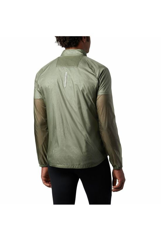 Columbia Windstopper Fkt Windbreaker Middenkaki