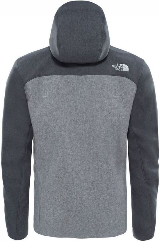 The North Face Softshell Bionic dark grey/mid grey