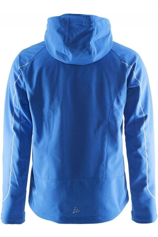 Craft Softshell Cortina Middenblauw