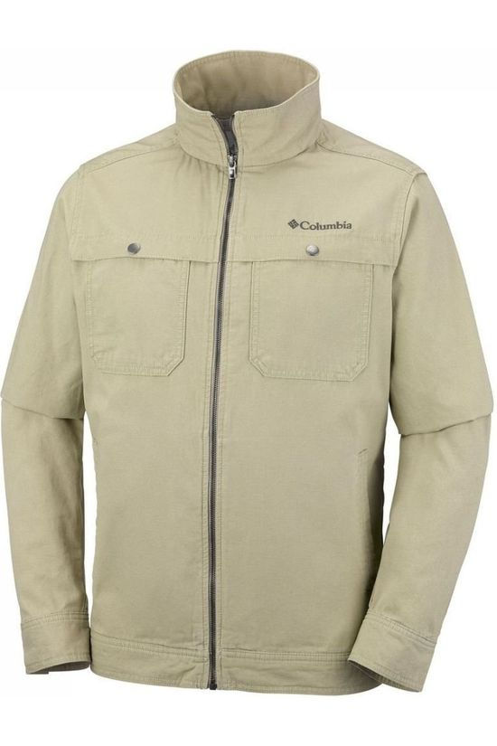 Columbia Blazer Tolmie Butte Sand Brown