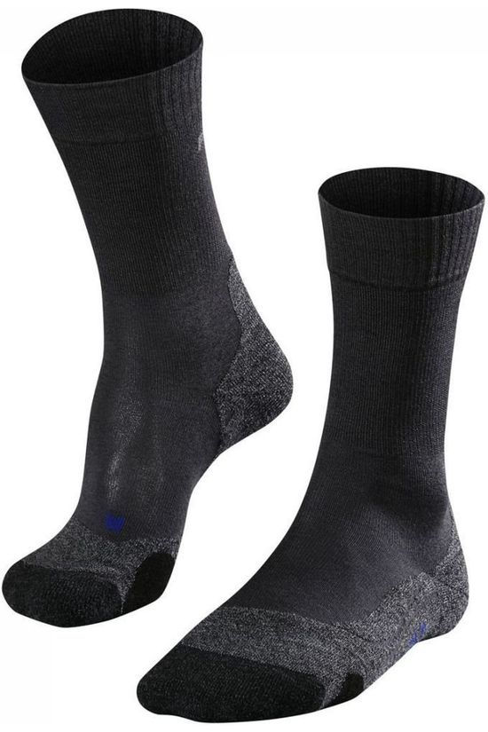 Falke Sock TK2 Cool dark grey/mid grey