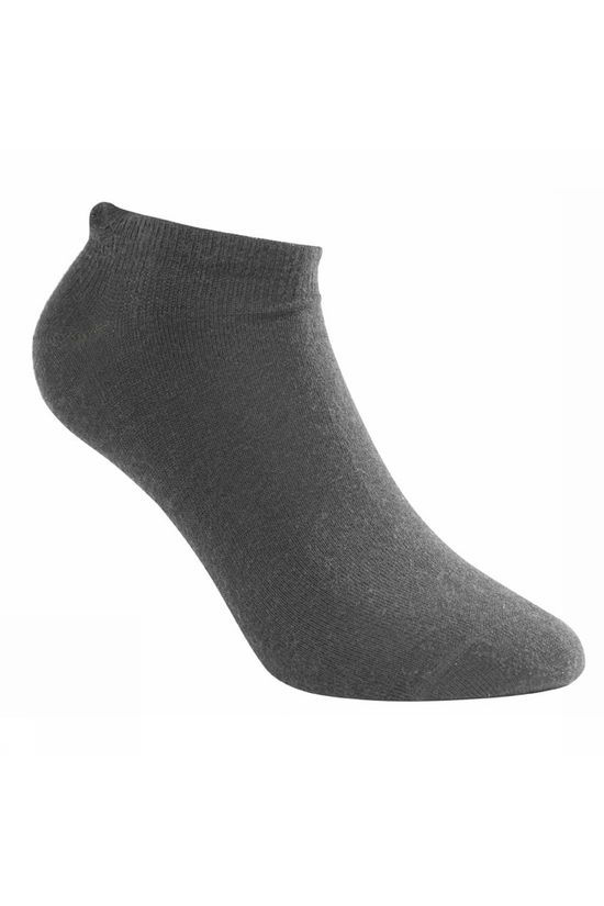 Woolpower Kous Liner Lite (thin everyday sock) Middengrijs