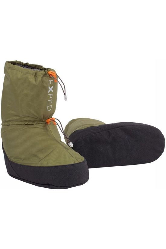 Exped Slipper Bivy Booty Xlarge green
