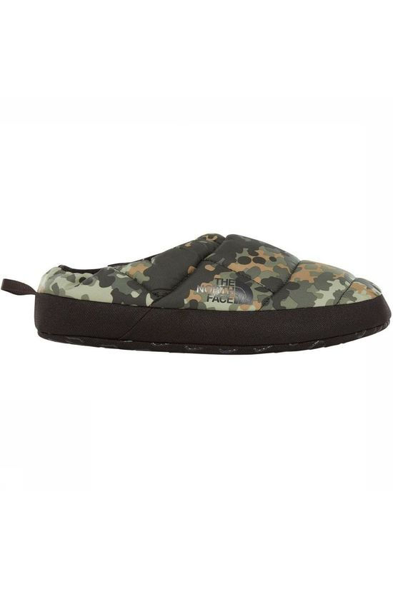 The North Face Slipper Tent Mule III Ass. Camouflage/Black