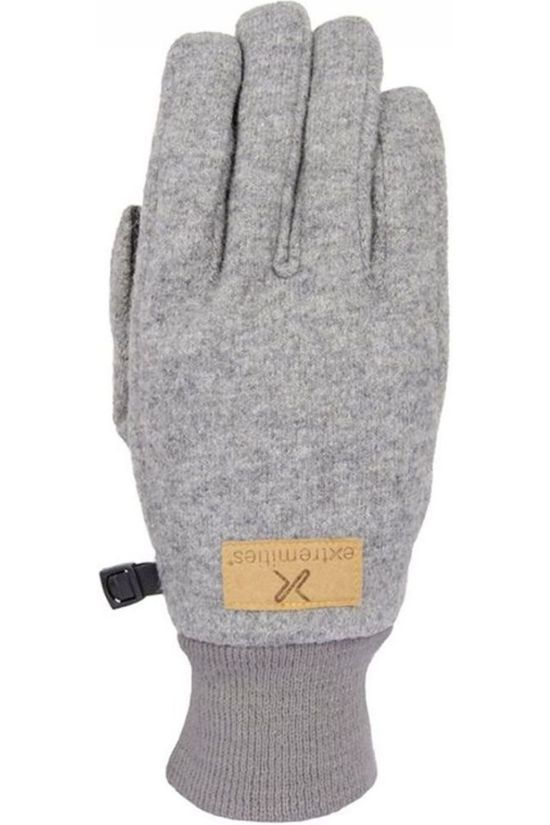 Extremities Igneous Glove mid grey