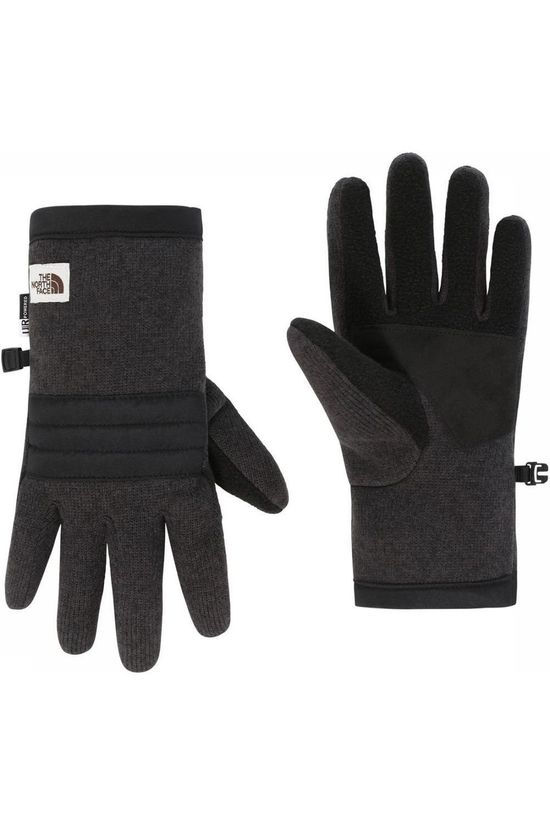 The North Face Glove Gordon Lyons E-Tip dark grey