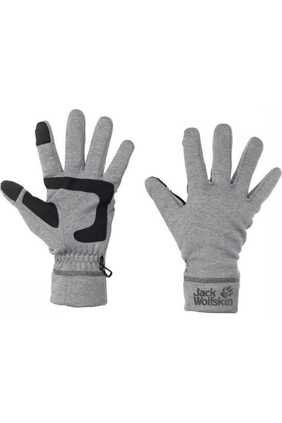 Jack Wolfskin Glove Skyland light grey