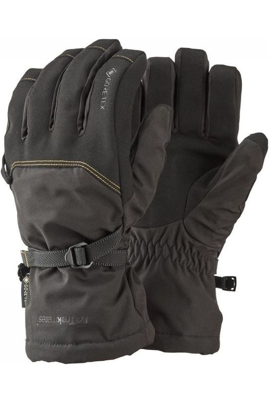 Trekmates Handschoen Trion 3 In 1 Gore-Tex Grip Zwart
