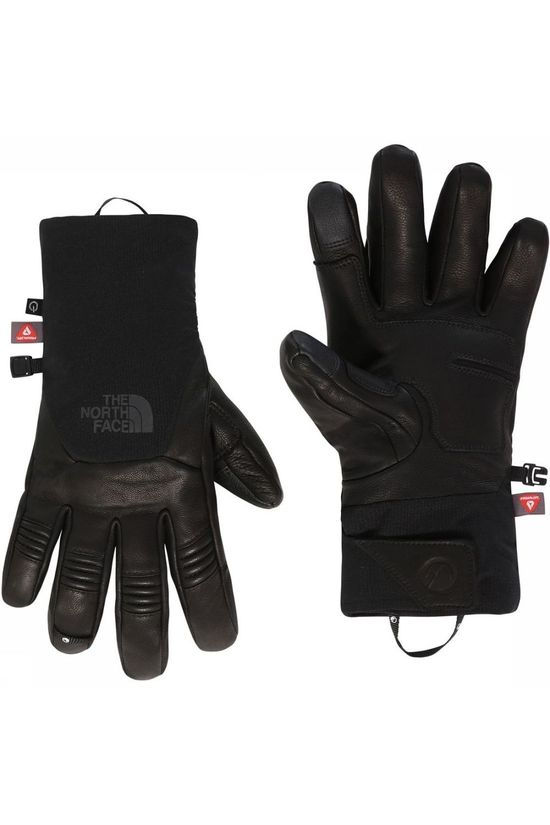 The North Face Glove Steep Patrol black