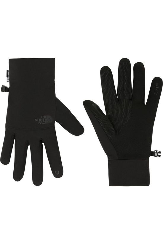 The North Face Glove Ip Recycled Tech black