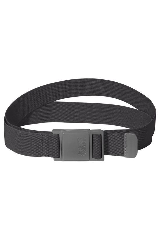 Jack Wolfskin Belt Stretch Dark Grey/No colour
