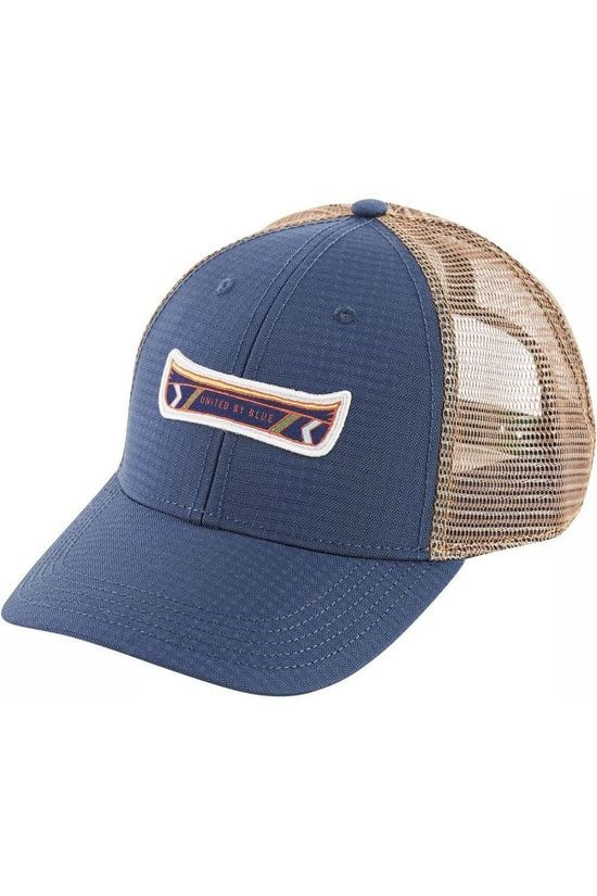 United by Blue Cap Canoe Trucker Petrol/Assorted / Mixed