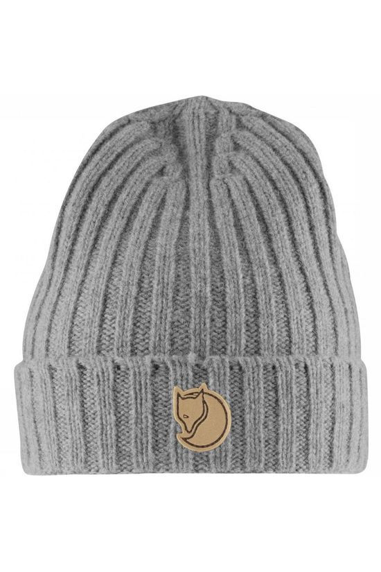 Fjällräven Bonnet Re Wool Gris Moyen