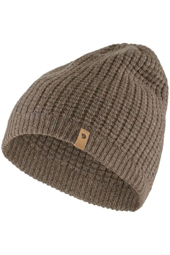 Fjällräven Bonnet Structure light brown