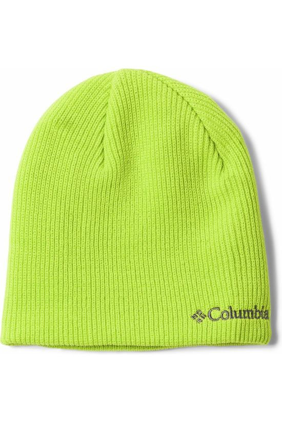 Columbia Watch Cap Beanie Lime Green