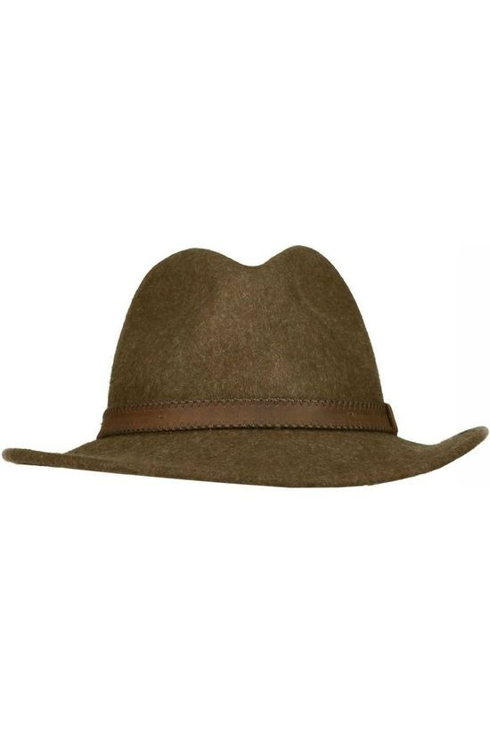 Ayacucho Hat Outdoor Woolfelt Light mid khaki