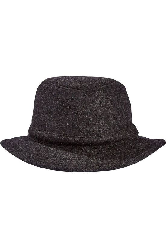 Tilley Hat Ttw2 Tec Wool Dark Grey Marle