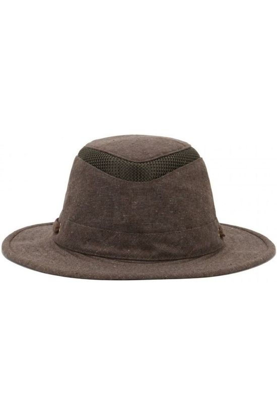 Tilley Hat TMH55 Airflo Recycled dark brown