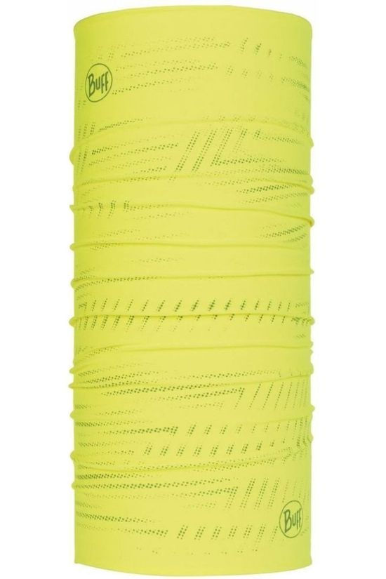 Buff Buff Coolnet UV+ Reflective Yellow Fluor yellow