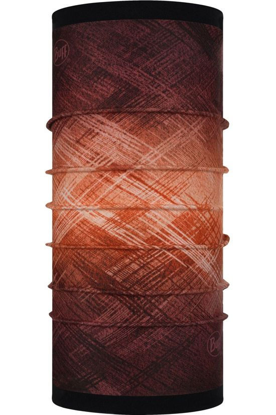 Buff Buff Polar Reversible Court Armour rust/black