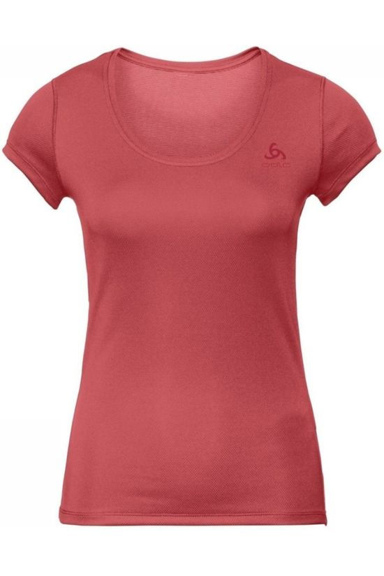 Odlo Underwear Odlo Active F-Dry Light Shirt S/S red