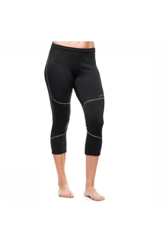 Houdini Ondergoed Drop Knee Power Tights Zwart