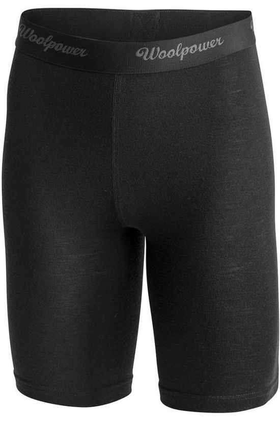 Woolpower Underwear Brief Xlong Women Lite (baselayer) black