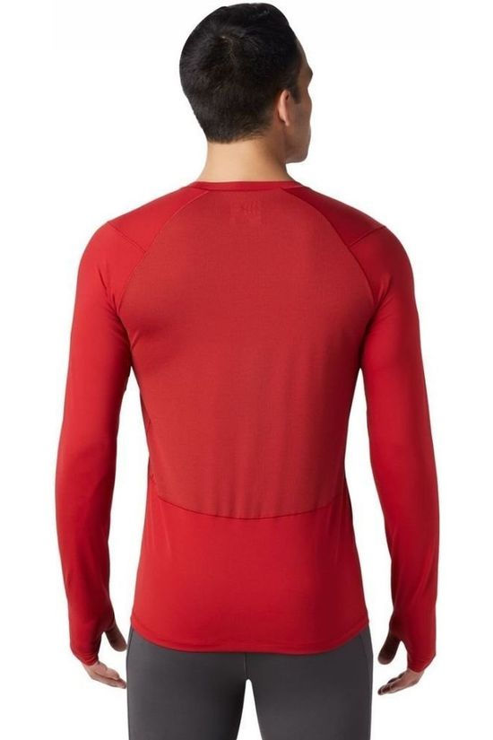 Mountain Hardwear Underwear Ghee dark red