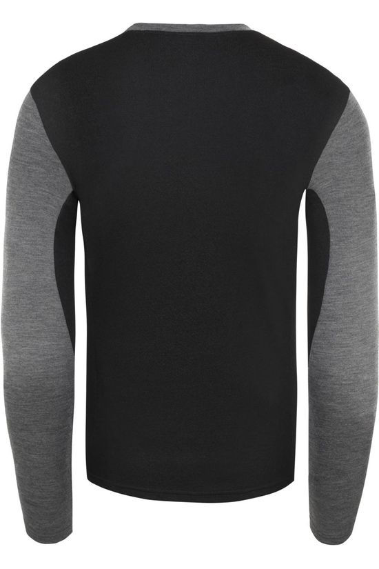 The North Face Underwear Easy Crew Neck Light Grey Marle