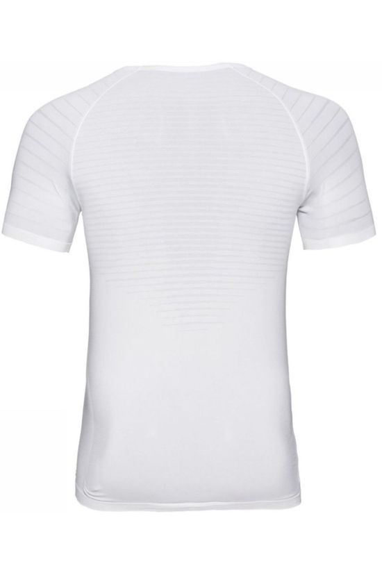 Odlo Sous-Vêtement Perf X-Light SUW Top Crew Neck S/S Blanc