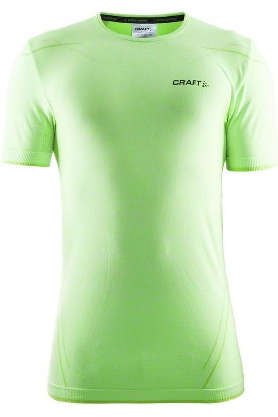 Craft T-Shirt Active Comfort Lichtgroen