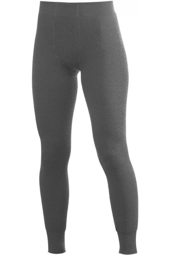 Woolpower Underwear Long Johns 200 (unisex baselayer) mid grey