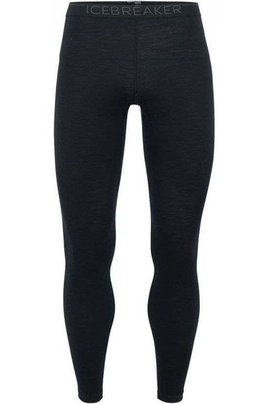 Icebreaker Underwear 200 Oasis Leggings black