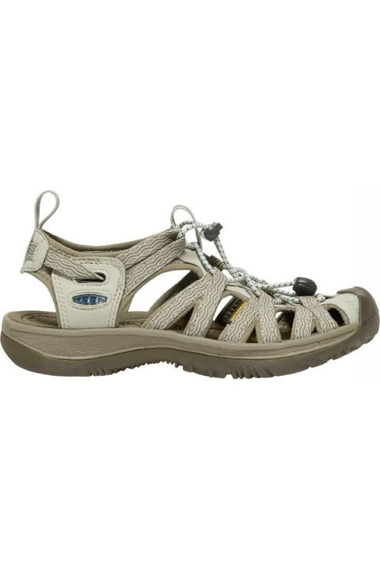 Keen Sandal Whisper Sand Brown/Ecru