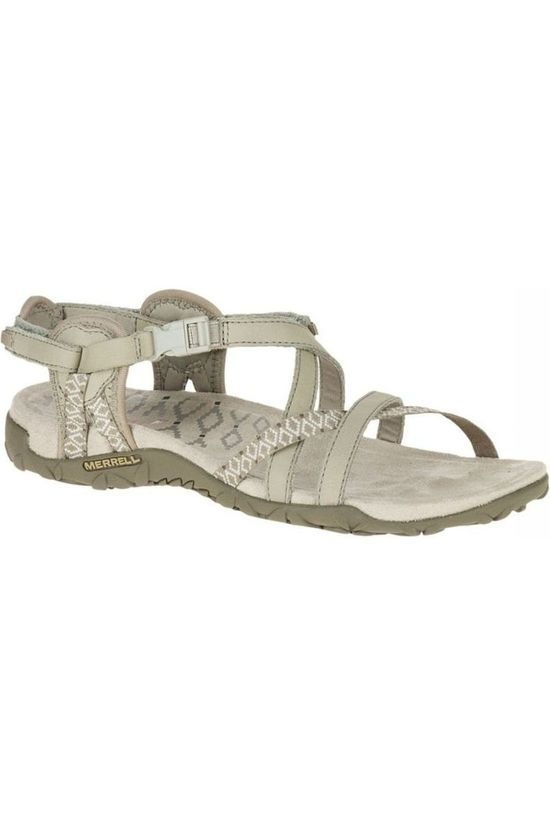 Merrell Sandal Terran Lattice II Taupe