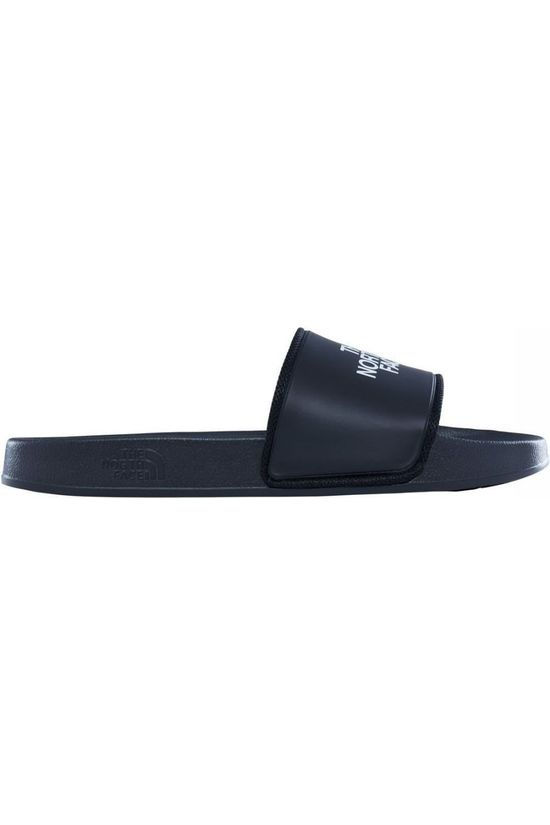 The North Face Flip Flop Bc Slide II black/white