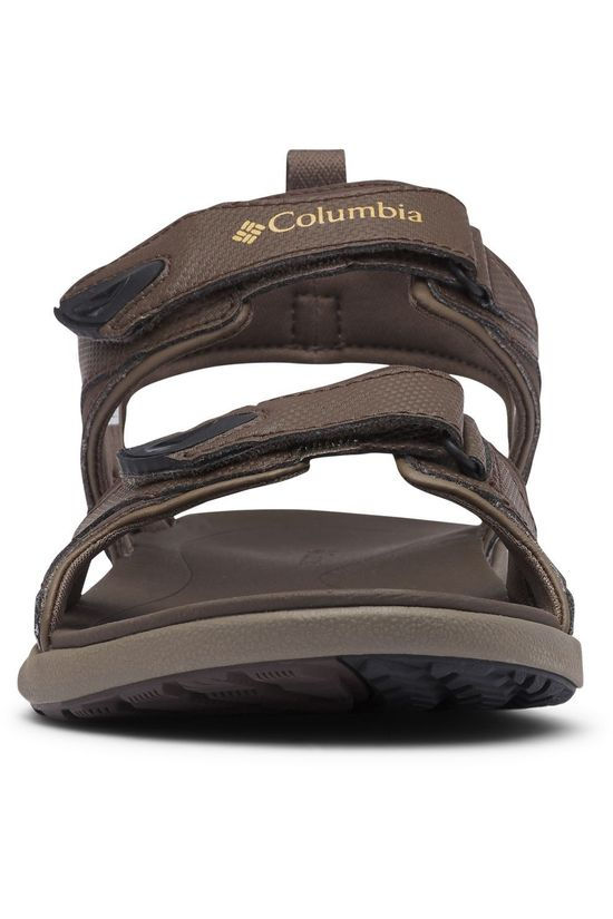 Columbia Sandaal 2 Strap Donkerbruin