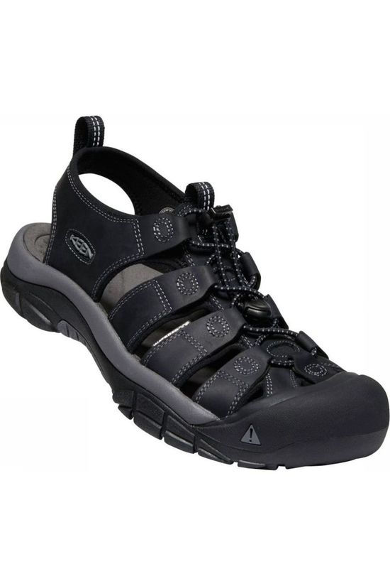 Keen Sandal Newport black/dark grey