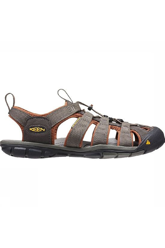 Keen Sandal Clearwater CNX mid grey
