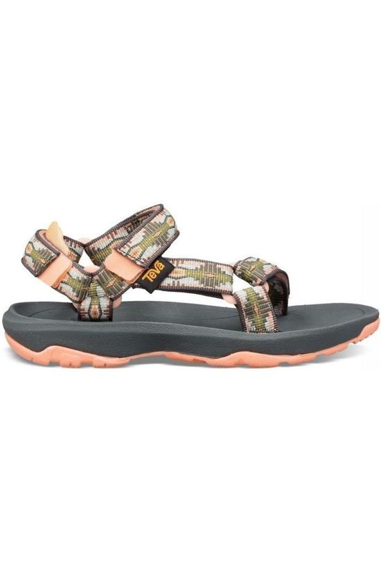Teva Sandal Hurricane XLT 2 Dark Pink/Assorted / Mixed