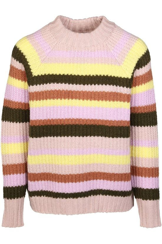 FRNCH Pullover Nephelie Light Pink/Assorted / Mixed