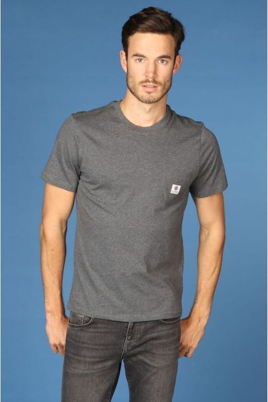 Element T-Shirt Basic Pocket dark grey