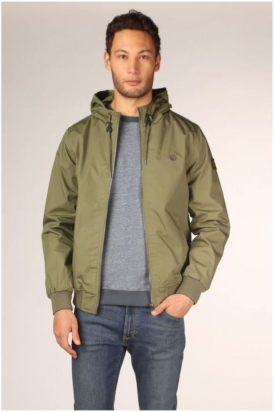 Element Coat Dulcey Light dark khaki